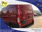 2018 ProMaster 2500 High Roof FWD,  Sortimo ProPaxx HVAC and Plumbing Upfitted Cargo Van #18188 - photo 8