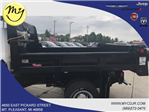 2018 Ram 3500 Regular Cab DRW 4x4,  Rugby Eliminator LP Steel Dump Body #18212 - photo 5