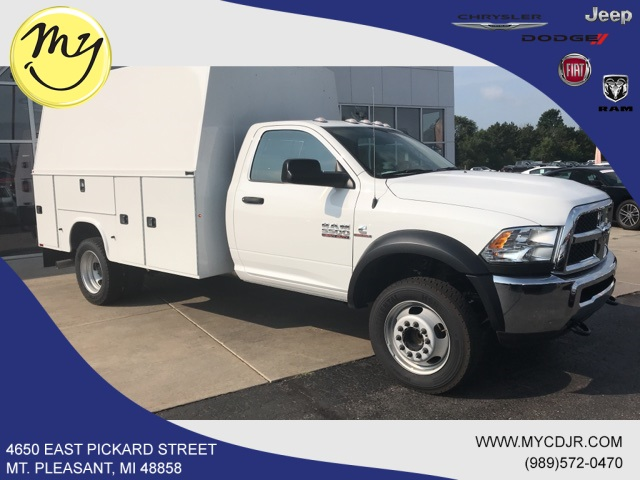 2018 Ram 5500 Regular Cab DRW 4x2,  Knapheide Service Utility Van #18232 - photo 3