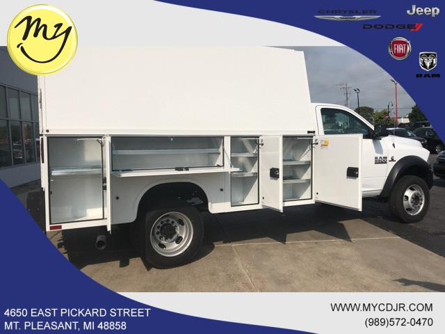 2018 Ram 5500 Regular Cab DRW 4x2,  Knapheide Service Utility Van #18232 - photo 21