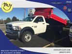 2018 Ram 4500 Regular Cab DRW 4x4,  Monroe Dump Body #18234 - photo 1
