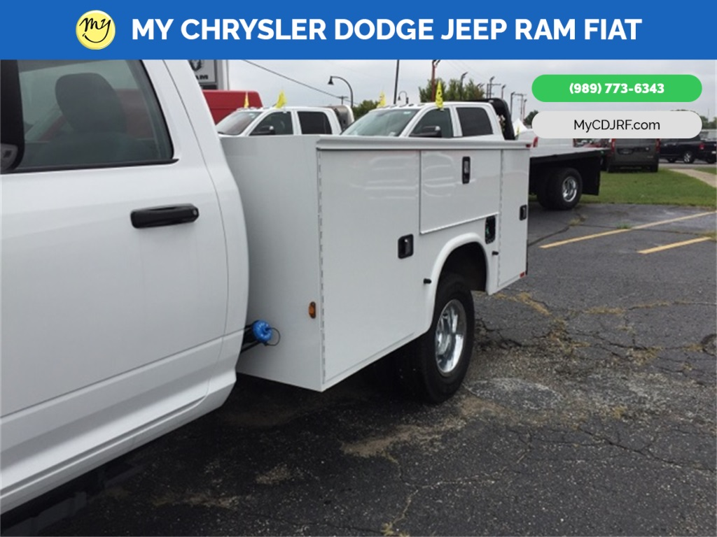 2018 Ram 3500 Regular Cab DRW 4x2,  Knapheide Standard Service Body #18239 - photo 11