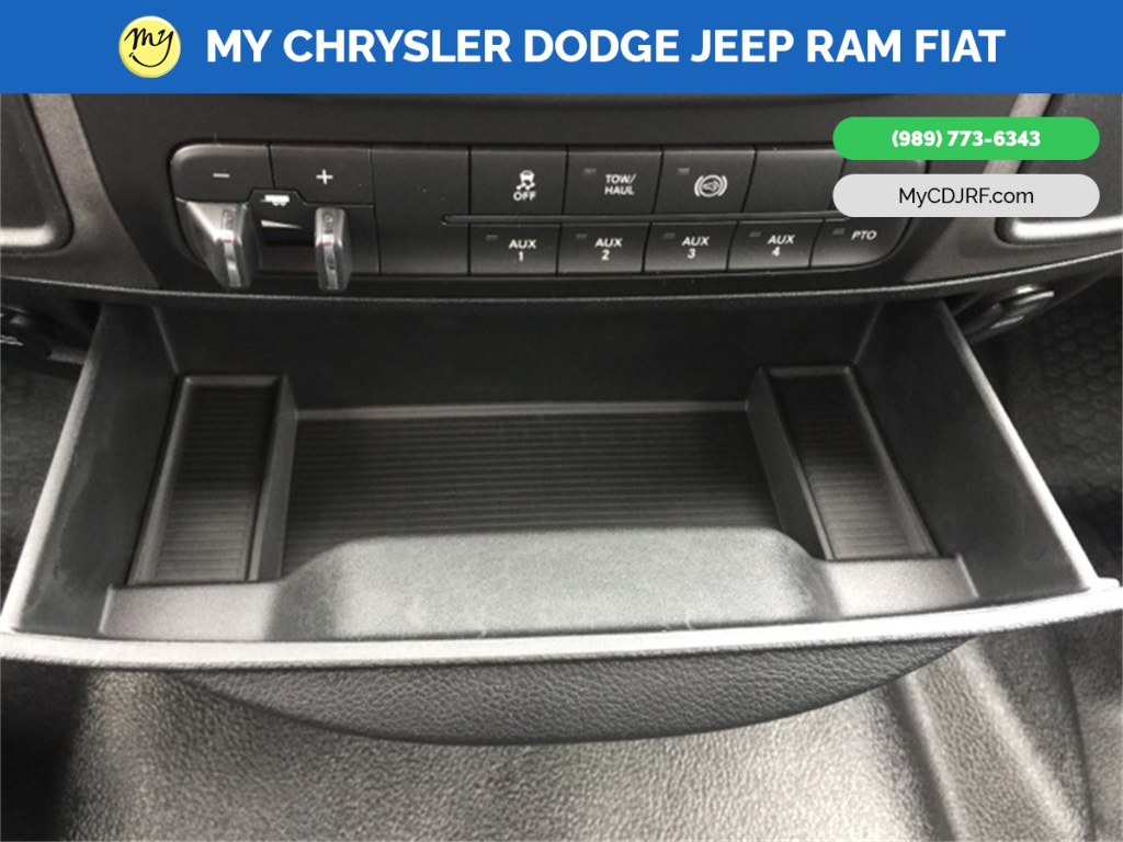 2018 Ram 3500 Regular Cab DRW 4x2,  Knapheide Service Body #18239 - photo 18