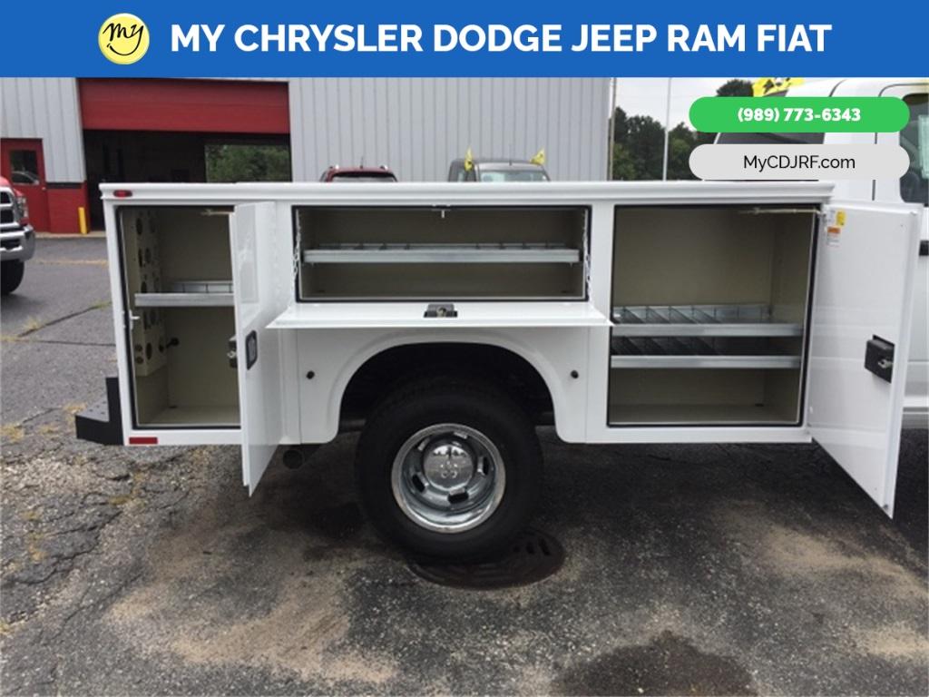 2018 Ram 3500 Regular Cab DRW 4x2, Knapheide Steel Service Body #18239 - photo 6