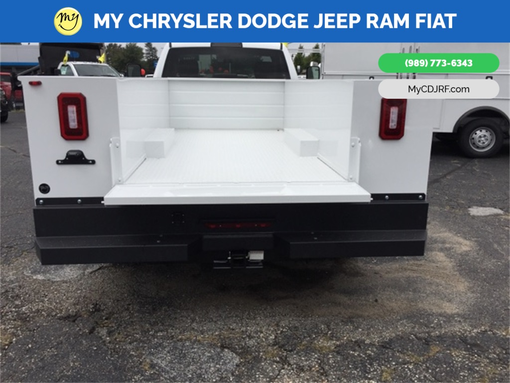 2018 Ram 3500 Regular Cab DRW 4x2,  Knapheide Standard Service Body #18239 - photo 4