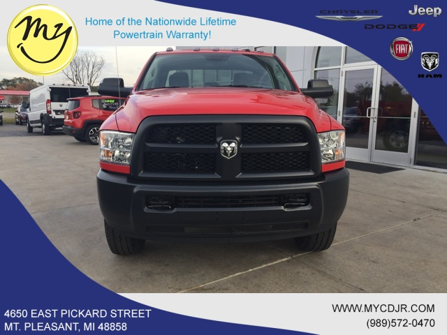 2018 Ram 3500 Crew Cab 4x4,  Pickup #18297 - photo 3