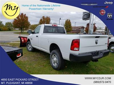 2018 Ram 2500 Regular Cab 4x4,  Western Snowplow Pickup #18306 - photo 2