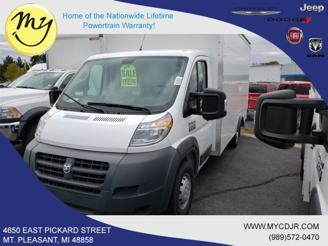 2018 ProMaster 3500 Standard Roof FWD,  Rockport Cutaway Van #18313 - photo 5