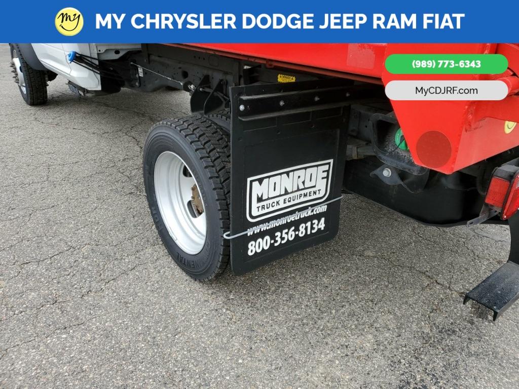 2018 Ram 4500 Regular Cab DRW 4x4, Monroe MTE-Zee Dump Body #P2987 - photo 10