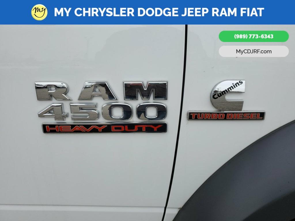 2018 Ram 4500 Regular Cab DRW 4x4, Monroe MTE-Zee Dump Body #P2987 - photo 3