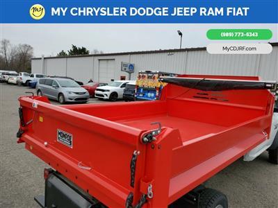 2018 Ram 4500 Regular Cab DRW 4x4, Monroe MTE-Zee Dump Body #P2987 - photo 8