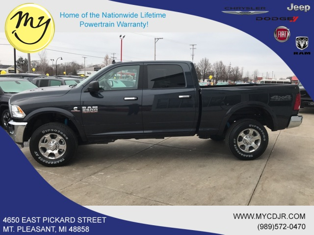 2018 Ram 2500 Crew Cab 4x4,  Pickup #18369 - photo 3