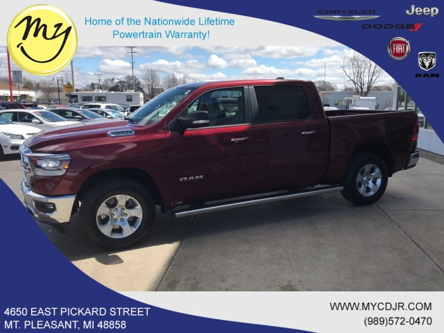 2019 Ram 1500 Crew Cab 4x4,  Pickup #19017 - photo 4