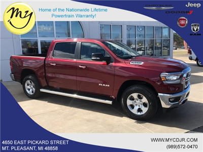 2019 Ram 1500 Crew Cab 4x4,  Pickup #19017 - photo 1