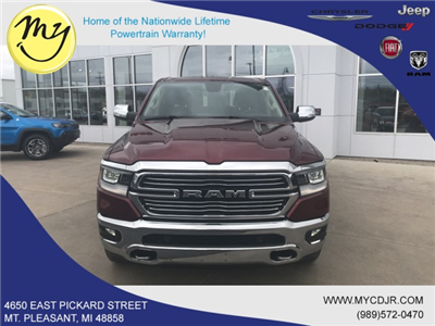 2019 Ram 1500 Crew Cab 4x4,  Pickup #19019 - photo 3