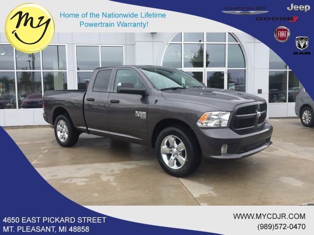 2019 Ram 1500 Quad Cab 4x4,  Pickup #19064 - photo 1