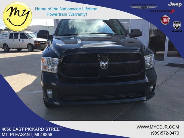 2019 Ram 1500 Quad Cab 4x4,  Pickup #19065 - photo 3