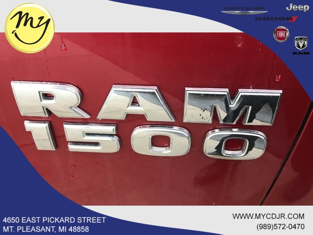 2013 Ram 1500 Crew Cab 4x4,  Pickup #19071A - photo 10