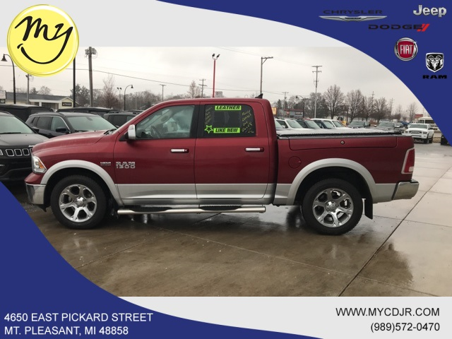 2013 Ram 1500 Crew Cab 4x4,  Pickup #19071A - photo 3