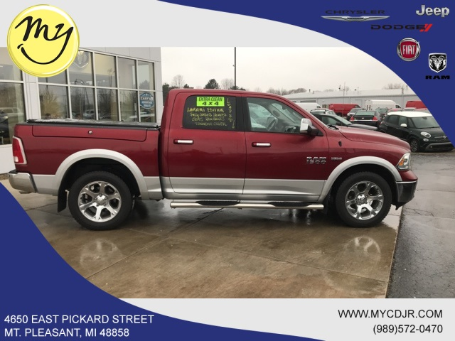 2013 Ram 1500 Crew Cab 4x4,  Pickup #19071A - photo 6