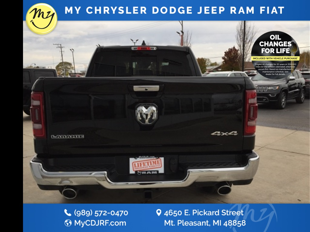 2019 Ram 1500 Crew Cab 4x4, Pickup #19110 - photo 1