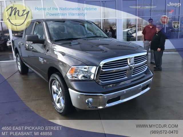 2019 Ram 1500 Crew Cab 4x4,  Pickup #19131 - photo 7