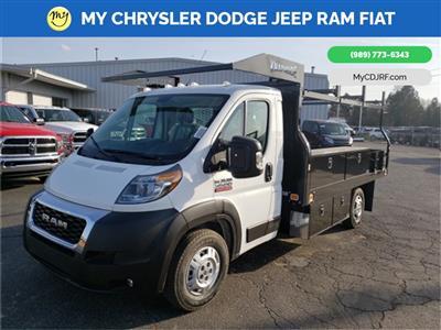 2019 Ram ProMaster 3500, Knapheide Upfitted Cargo Van