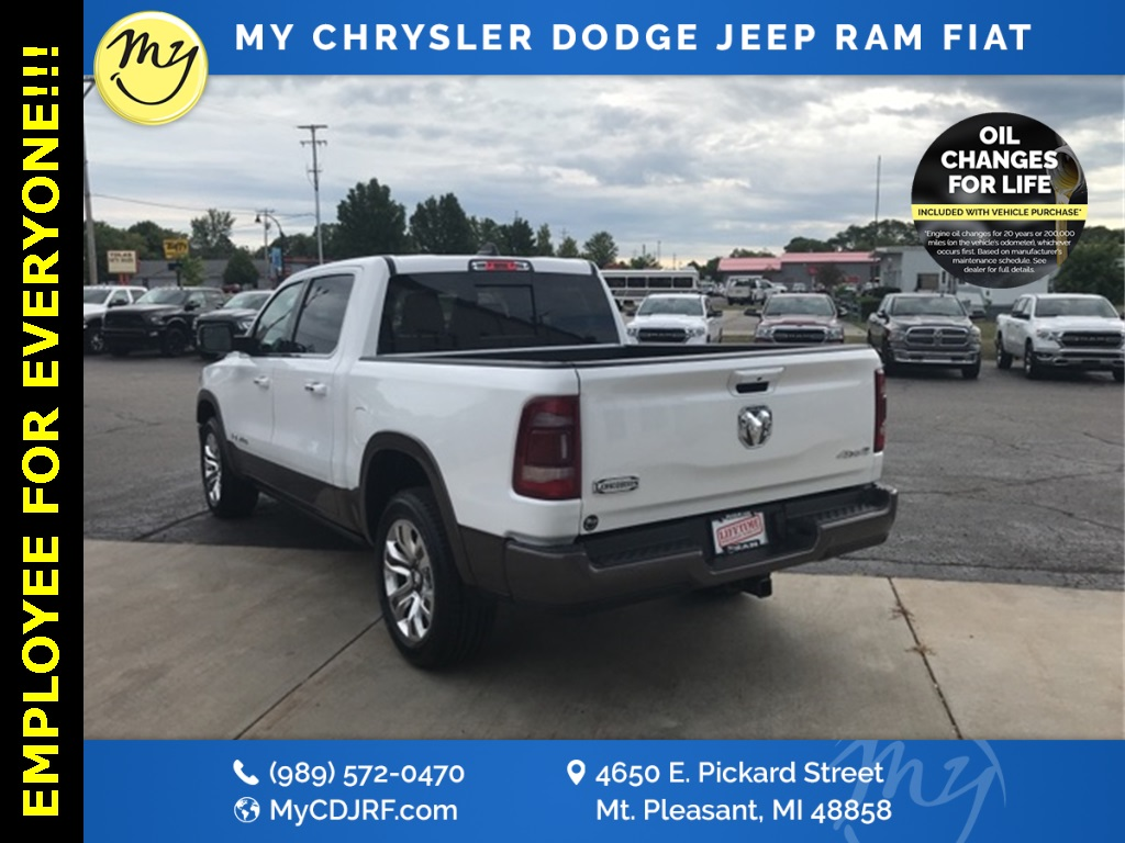 2019 Ram 1500 Crew Cab 4x4, Pickup #19366 - photo 1