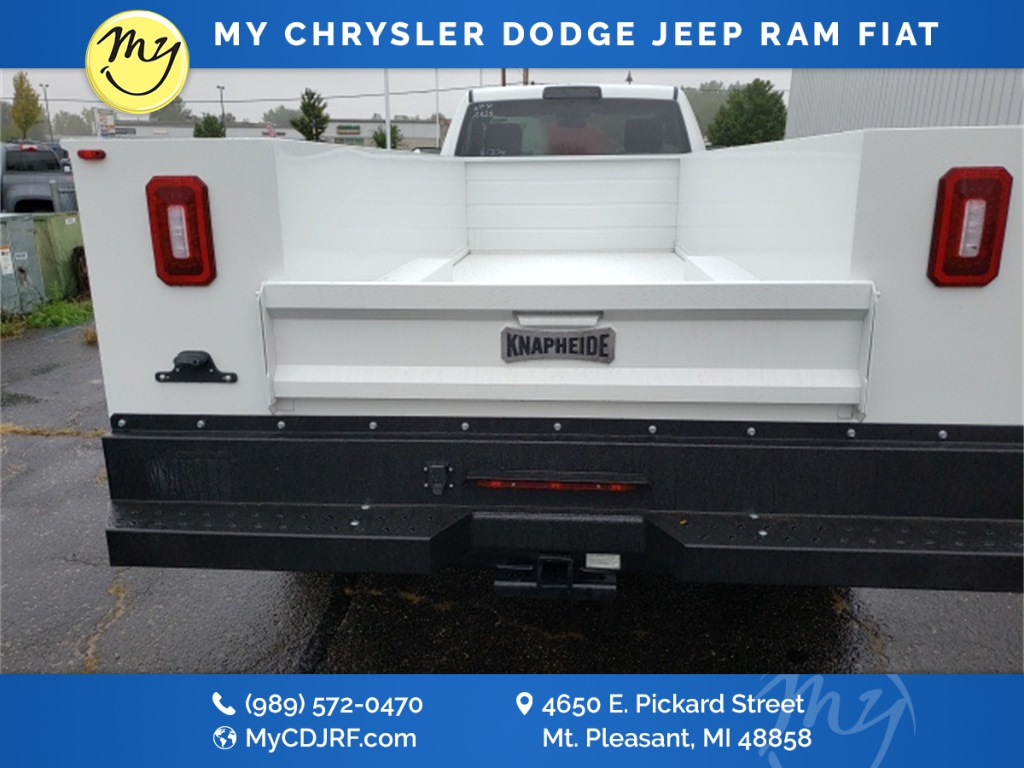 2019 Ram 5500 Regular Cab DRW 4x4, Knapheide Steel Service Body #19407 - photo 5
