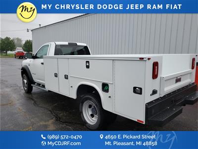 2019 Ram 5500 Regular Cab DRW 4x4, Knapheide Steel Service Body #19407 - photo 2