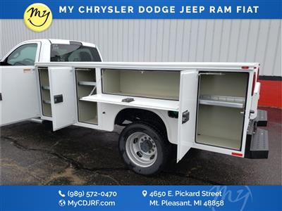 2019 Ram 5500 Regular Cab DRW 4x4, Knapheide Steel Service Body #19407 - photo 6