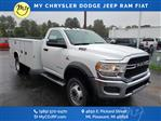2019 Ram 5500 Regular Cab DRW 4x4, Knapheide Steel Service Body #19407 - photo 3