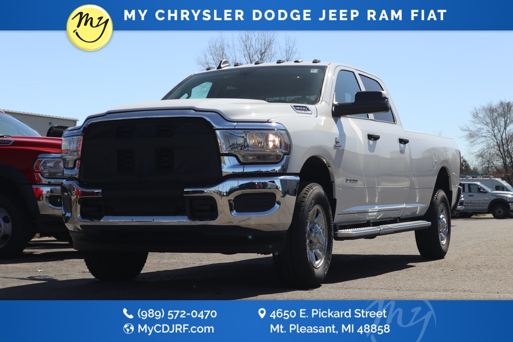 2019 Ram 3500 Crew Cab 4x4, Pickup #19442 - photo 1