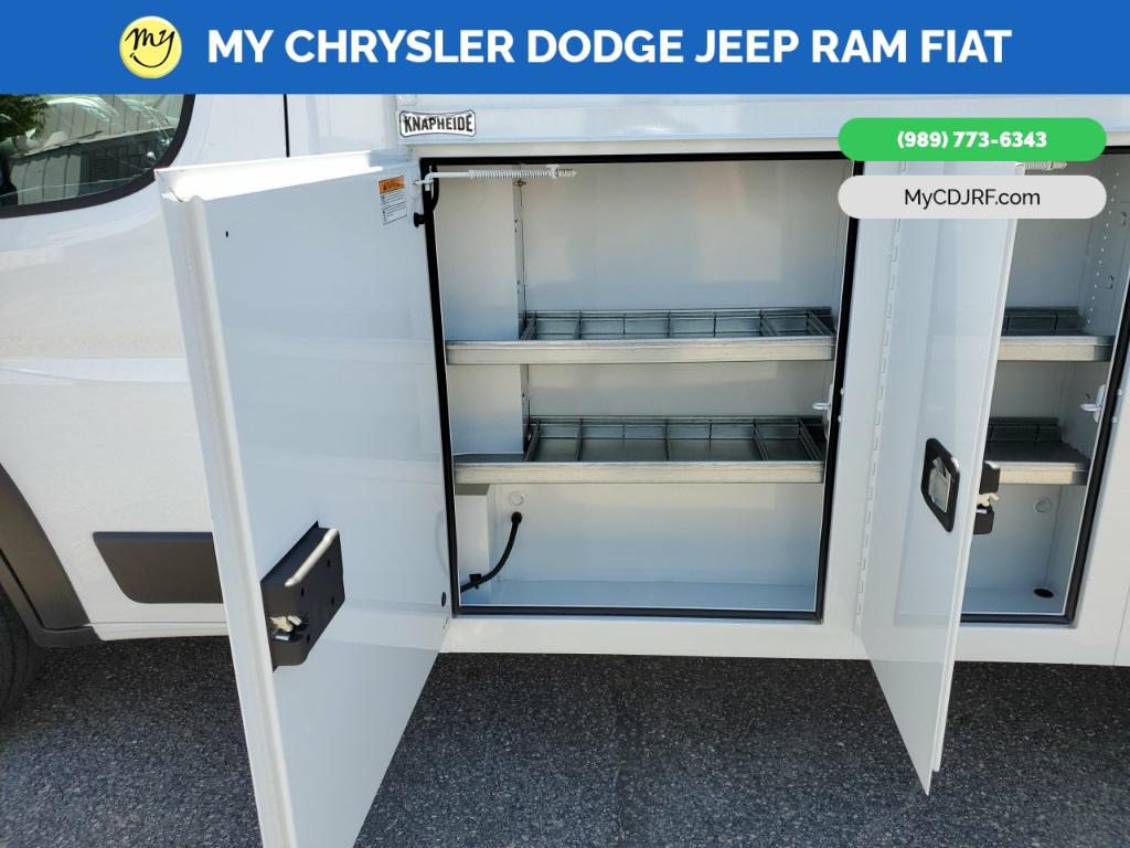 2019 Ram ProMaster 3500 Standard Roof FWD, Knapheide KUV Service Utility Van #19455 - photo 15