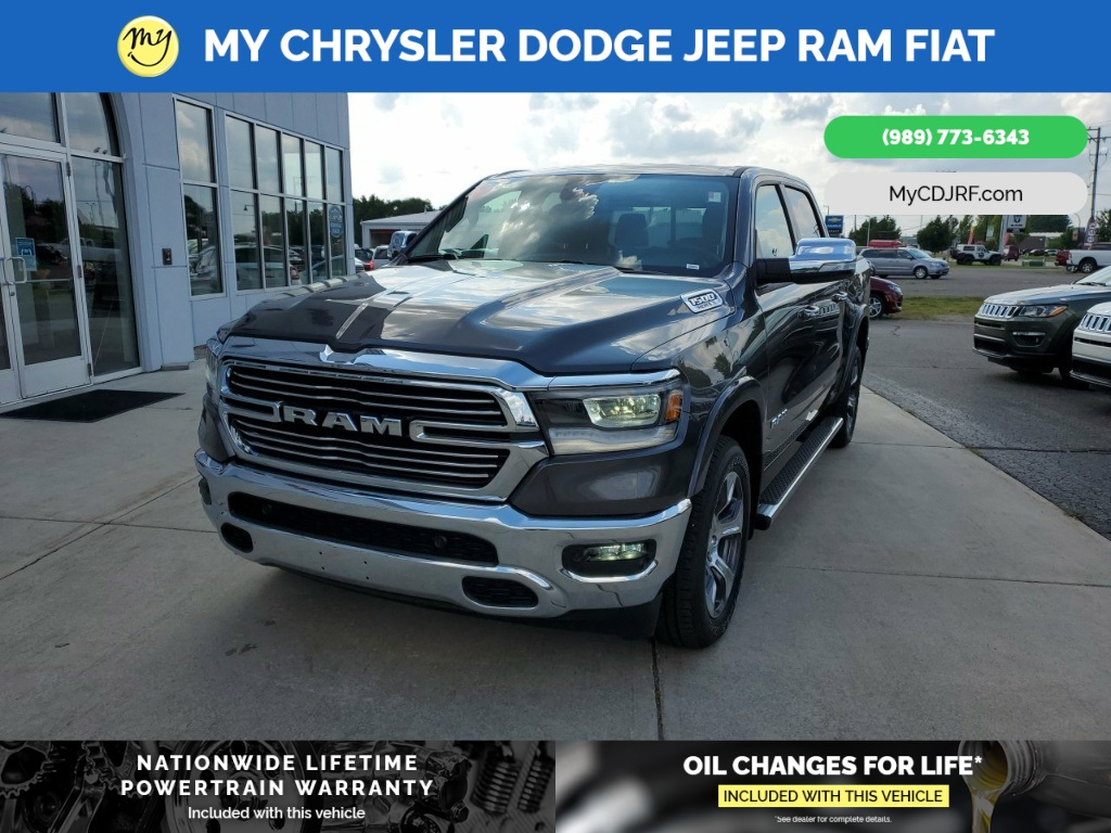 2019 Ram 1500 Crew Cab 4x4, Pickup #20080A - photo 1