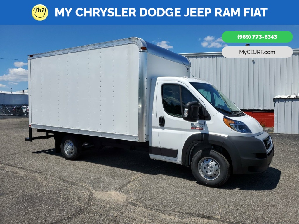 2020 Ram ProMaster 3500 FWD, American Cargo by Midway Cutaway Van #20159 - photo 1