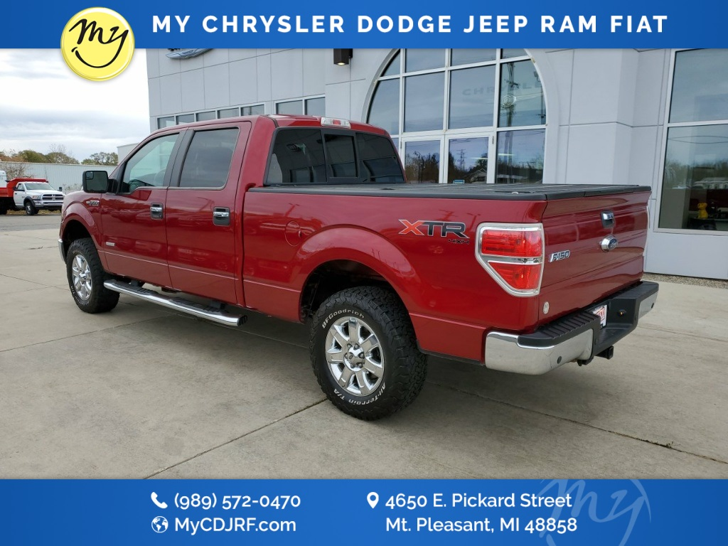 2013 Ford F-150 SuperCrew Cab 4x4, Pickup #20261A - photo 1