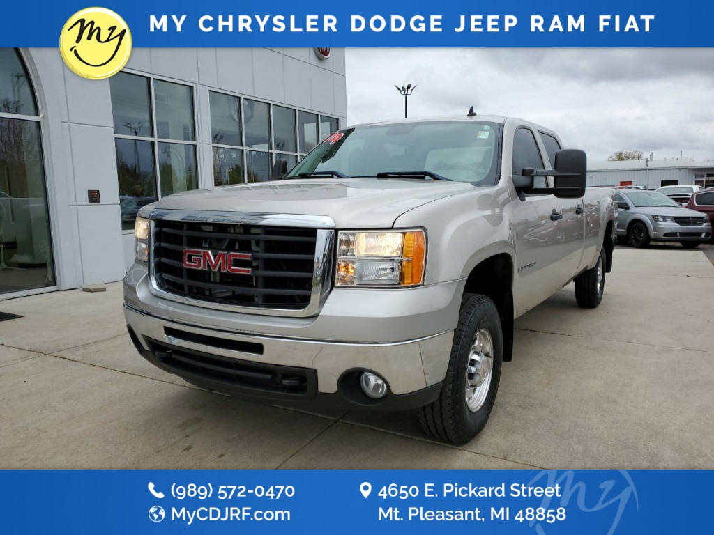 2009 GMC Sierra 2500 Crew Cab 4x4, Pickup #20276A - photo 1