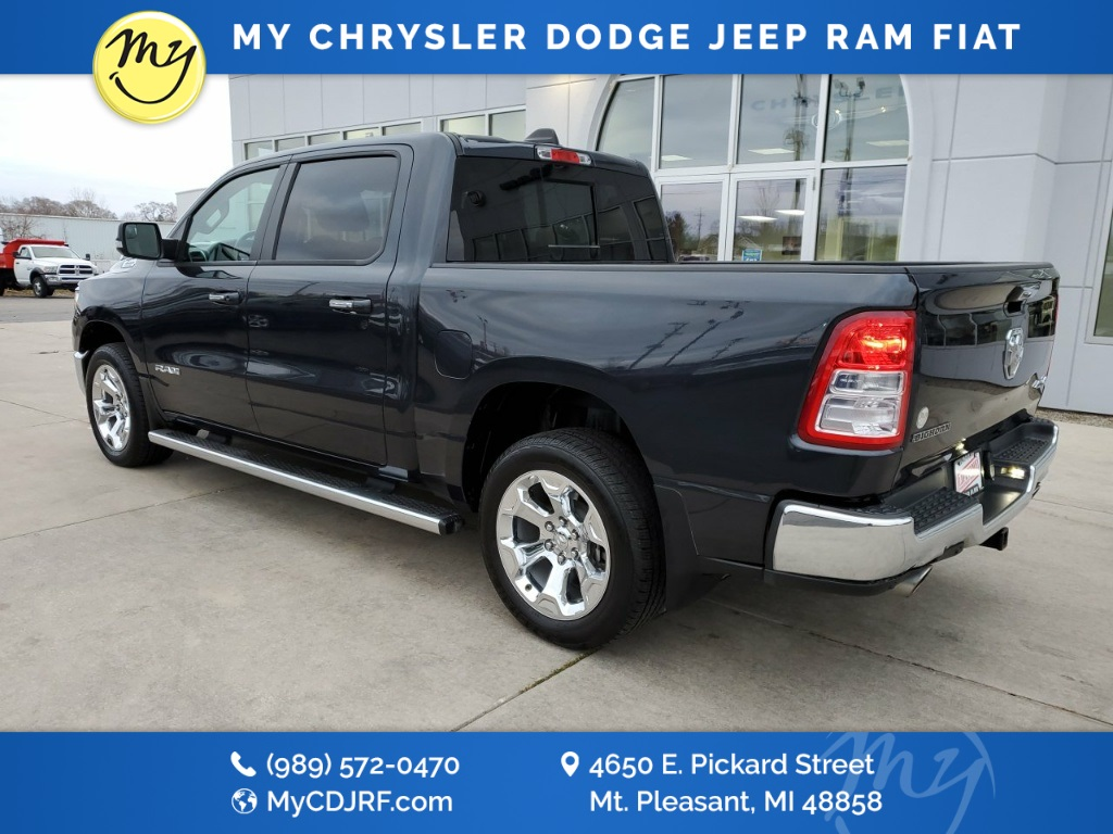 2019 Ram 1500 Crew Cab 4x4, Pickup #20288A - photo 1