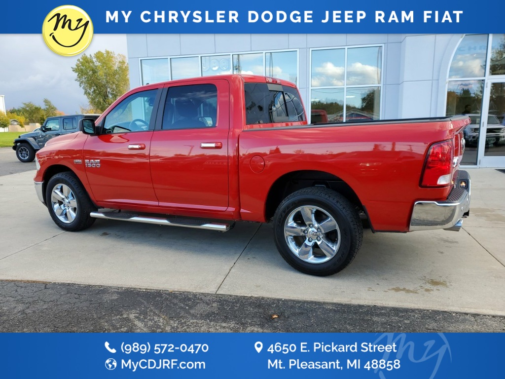 2017 Ram 1500 Crew Cab 4x4, Pickup #20290A - photo 1