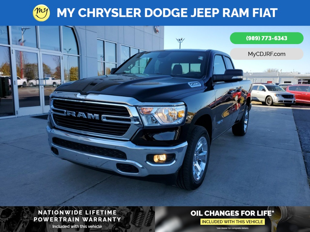 2021 Ram 1500 Quad Cab 4x4, Pickup #21026 - photo 1