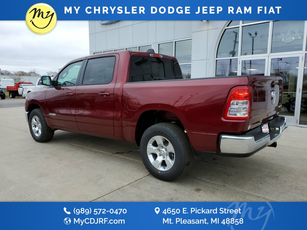 2021 Ram 1500 Crew Cab 4x4, Pickup #21040 - photo 1
