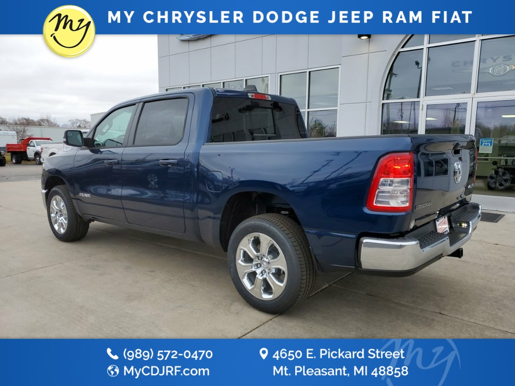 2021 Ram 1500 Crew Cab 4x4, Pickup #21041 - photo 1