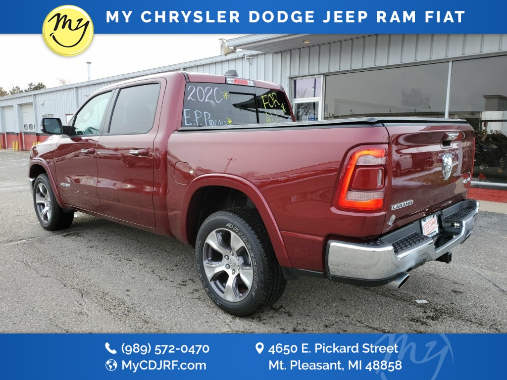 2021 Ram 1500 Crew Cab 4x4, Pickup #21090 - photo 1