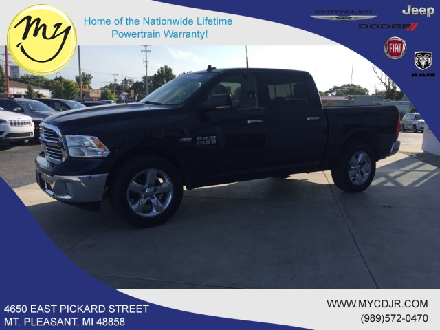 2015 Ram 1500 Crew Cab 4x4,  Pickup #P2746 - photo 3