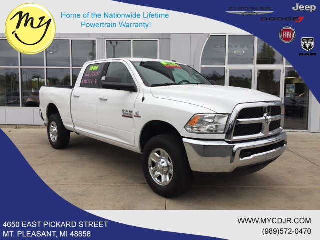 2018 Ram 3500 Crew Cab 4x4,  Pickup #P2767 - photo 1