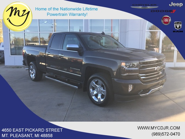 2016 Silverado 1500 Double Cab 4x4,  Pickup #P2776 - photo 1