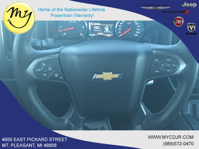 2016 Silverado 1500 Double Cab 4x4,  Pickup #P2776 - photo 13