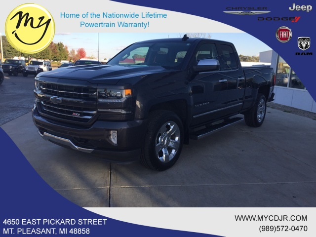 2016 Silverado 1500 Double Cab 4x4,  Pickup #P2776 - photo 7