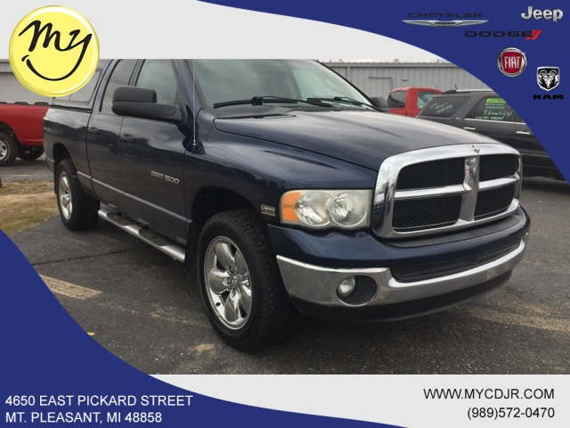 2004 Ram 1500 Quad Cab 4x4,  Pickup #P2777 - photo 1